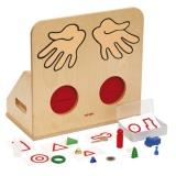 Boîte tactile : objets
