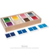Boite des couleurs de 32 paires