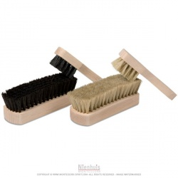 Shoe Polishing Brush Set: 4 Brushes