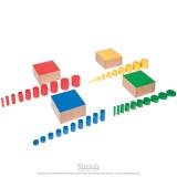 Les cylindres de couleurs