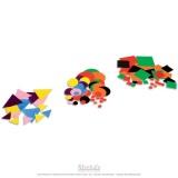 Formes concentriques en papier