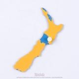 Pièce puzzle de l'Australie : Nouvelle-Zélande