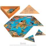 Puzzle géant - Atlantis