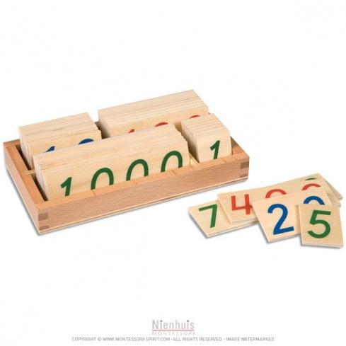 petite boite des symboles de 1 9000 en bois montessori. Black Bedroom Furniture Sets. Home Design Ideas