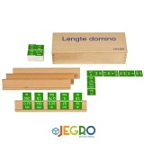 Length dominoes