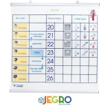 Weather calendar English