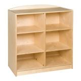 Tête de meuble 6 compartiments (H 101cm)