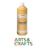 Interpaint, 1 liter, Or