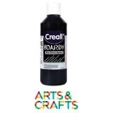 Peinture tableau noir 250 ml Creall