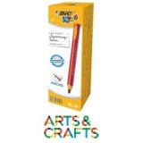 Boite de 12 crayons Bic Kids Evolution - forme triangulaire