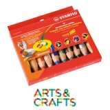 Crayons 3 en 1 Stabilo Woody