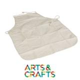 Tablier 50 x 60 cm à colorier et décorer en coton