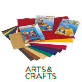 Paquet 10 feuilles papier ondulé 50 x70 cm - couleurs assorties