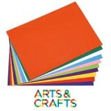 Pack couleurs assorties - 520 feuilles de papier crépon 50 x 70 cm - 20gr