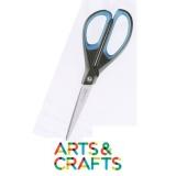 Ciseaux asymétriques Essentials soft - 21 cm