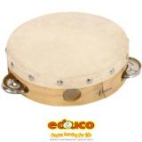 Tambourine double headless