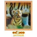 D - Photo puzzle - Tiger