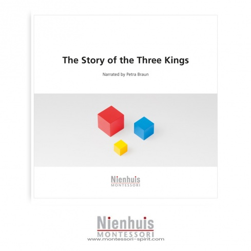 Livre The Story Of The Three Kings (en anglais)