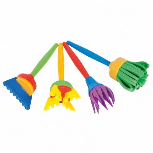 Twirl-a-pattern art tools