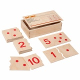 Number puzzles 1 - 10