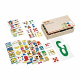 Thematic counting game