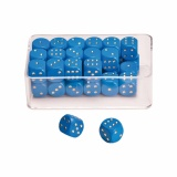 Dot Dice blue (35)