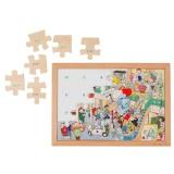 Math puzzle addition