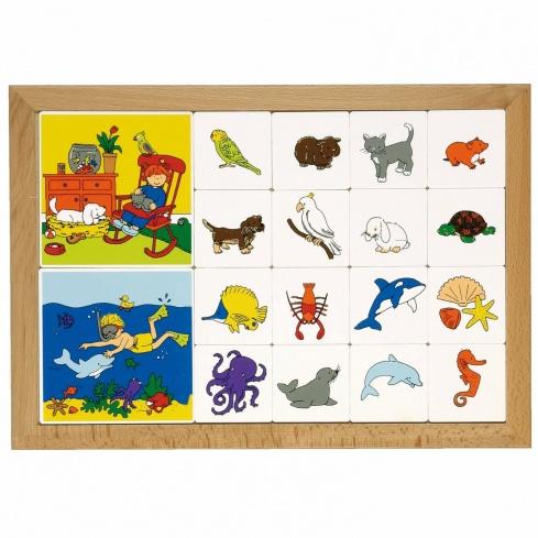 Sorting lotto Animals - Pets / Marine