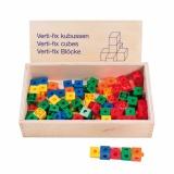 Verti-fix cubes