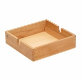 Bead board - wooden box
