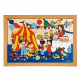 Children's Activities puzzles - the birthday party