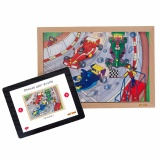 Power puzzles - Formula 1 (28 pcs)