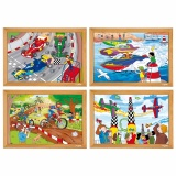 Power puzzles - Complete set of 4