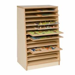 Universal puzzlecase (empty)