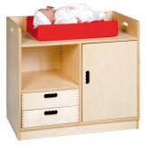 Chest of drawers/linen-cupboard