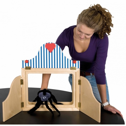 Puppet story theatre