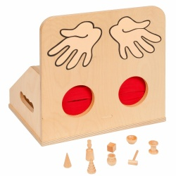 Boîte tactile