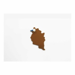 Puzzle Piece Of Austria: Vorarlberg