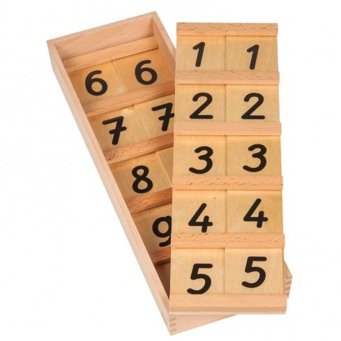 Deuxième table de Seguin 11 à 99 : version internationale
