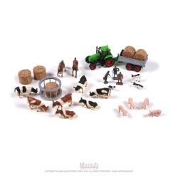 Objet de la ferme : tous les animaux