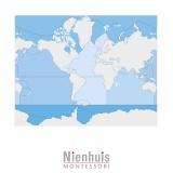 Carte de contrôle mers et océans : muette