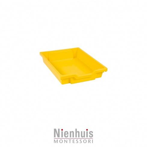 Tiroir (incluant rails) : jaune - 7 cm