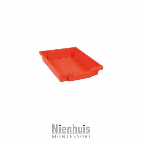 Tiroir (incluant rails) : rouge - 7 cm
