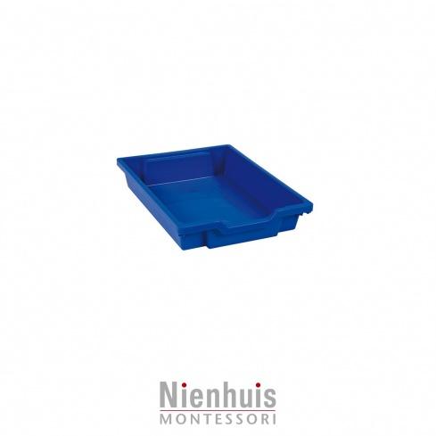 Tiroir (incluant rails) : bleu - 7 cm