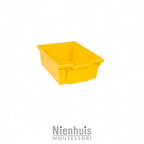 Tiroir (incluant rails) : jaune - 15 cm