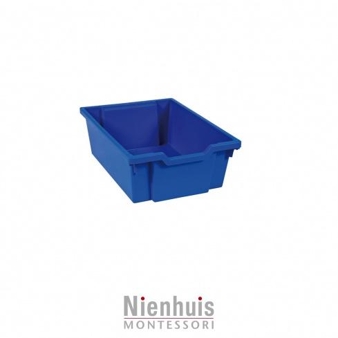 Tiroir (incluant rails) : bleu - 15 cm