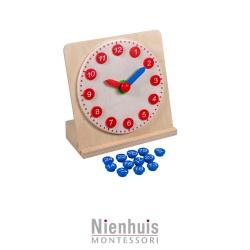 Horloge apprentissage heure
