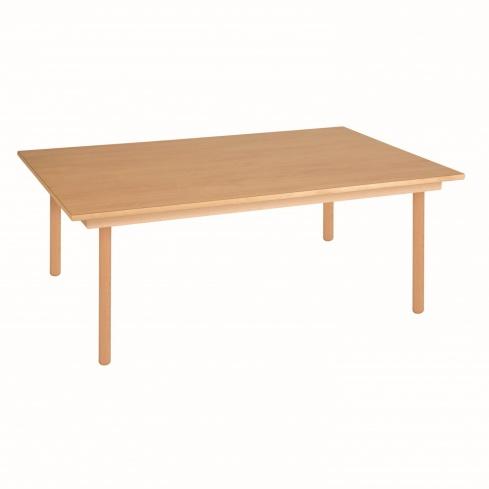 Table de groupe A1 - 120 x 80 x 46 cm