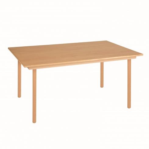 Table de groupe C3 - 120 x 80 x 59 cm