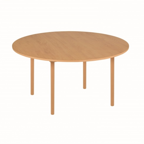 Table de groupe ronde C3 - 115 x 59 cm